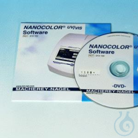 NANO PC-Software UV/VIS and VIS Software for NANOCOLOR spectrophotometers