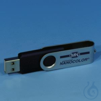 NANO USB stick, 4 GB NANOCOLOR USB stick, 4 GB for NANOCOLOR UV/VIS II, VIS II, VARIO Mini