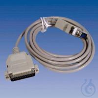 NANO UV/VIS Kabelset Thermodrucker NANOCOLOR Kabelset für Thermodrucker und Spektralphotometer...