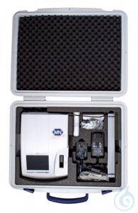 NANO VIS Koffer NANOCOLOR Transportkoffer für Spektralphotometer VIS zur Bestückung mit Akku und...