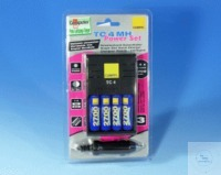 Photometer PF12/ PF12Plus Battery charge Battery charger including 4...