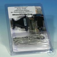 USB-seriell Adapter heating blocks USB-serial-adapter for heating blocks...