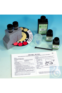 VISO HE Chlorine VISOCOLOR HE Chlorine highly sensitive test kit measuring...