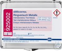NANOCONTROL Interlaboratory trial metals NANOCONTROL Interlaboratory trial...