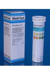 MEDI-TEST Protein 2/50 MEDI-TEST Protein 2 pack of 50 strips