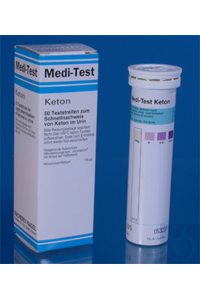 MEDI-TEST Keton/50 MEDI-TEST Ketones pack of 50 strips