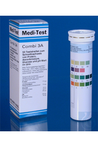 MEDI-TEST Combi 3 A/50 MEDI-TEST Combi 3 A pack of 50 strips