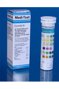 MEDI-TEST Combi 5/50 MEDI-TEST Combi 5 pack of 50 strips