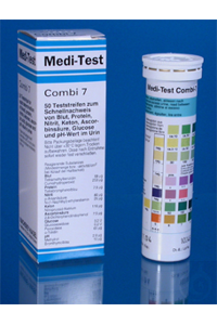 MEDI-TEST Combi 7/50 MEDI-TEST Combi 7 pack of 50 strips