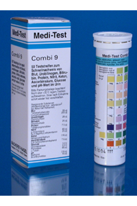 MEDI-TEST Combi 9/50 MEDI-TEST Combi 9 pack of 50 strips