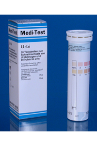 MEDI-TEST Urbi/50 MEDI-TEST Urbi pack of 50 strips