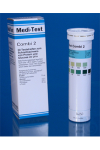 MEDI-TEST Combi 2/50 MEDI-TEST Combi 2 pack of 50 strips