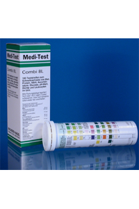 MEDI-TEST Combi 8 L/100 MEDI-TEST Combi 8 L pack of 100 strips