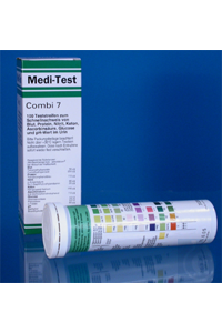 MEDI-TEST Combi 7/100 MEDI-TEST Combi 7 pack of 100 strips