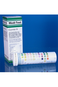 MEDI-TEST Combi 9/100 MEDI-TEST Combi 9 pack of 100 strips