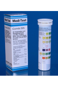 MEDI-TEST Combi 5 N/50 MEDI-TEST Combi 5 N pack of 50 strips