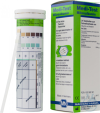 MEDI-TEST Microalbumin/24 MEDI-TEST Microalbumin pack of 24 strips Special...