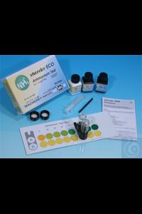 VISO ECO Ammonium 3 VISOCOLOR ECO Ammonium 3 colorimetric test kit measuring...