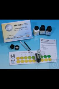 VISO ECO Ammonium 15 VISOCOLOR ECO Ammonium 15 colorimetric test kit...