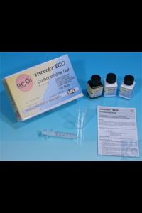 VISO ECO Carbonate hardness VISOCOLOR ECO Carbonate hardness titration test...