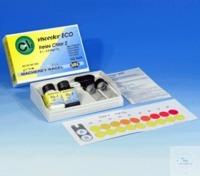 VISO ECO free chlorine 2 VISOCOLOR ECO free chlorine 2 colorimetric test kit...