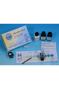 VISO ECO Cyanide VISOCOLOR ECO Cyanide colorimetric test kit measuring range:...