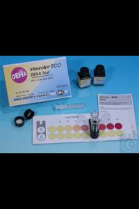 VISO ECO DEHA VISOCOLOR ECO DEHA colorimetric test kit measuring range:...
