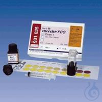 VISO ECO Iron 1 VISOCOLOR ECO Iron 1 colorimetric test kit measuring range:...