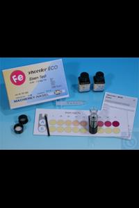 VISO ECO Iron 2 VISOCOLOR ECO Iron 2 colorimetric test kit measuring range:...