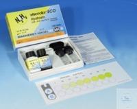 VISO ECO Hydrazine VISOCOLOR ECO Hydrazine colorimetric test kit measuring...