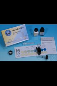 VISO ECO Copper VISOCOLOR ECO Copper colorimetric test kit measuring range:...