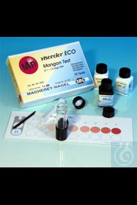 VISO ECO Manganese VISOCOLOR ECO Manganese colorimetric test kit measuring...