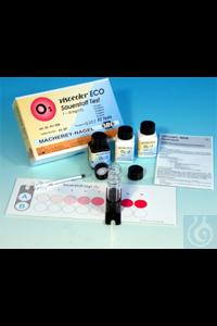 VISO ECO Oxygen VISOCOLOR ECO Oxygen colorimetric test kit measuring range:...