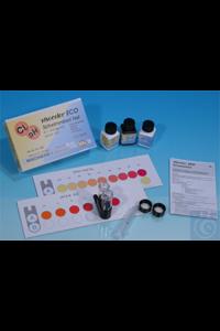 VISO ECO Swimming pool (Chlorine + pH) VISOCOLOR ECO Swimming pool (Chlorine...