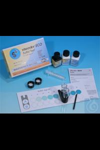 VISO ECO Sulfide VISOCOLOR ECO Sulfide colorimetric test kit measuring range:...