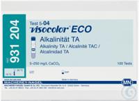VISO ECO Alkalinity TA, refill pack VISOCOLOR ECO Alkalinity TA reagent set...