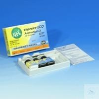 VISO ECO Ammonium 3, refill pack VISOCOLOR ECO Ammonium 3 colorimetric test...