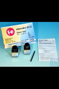 VISO ECO Iron 2, refill pack VISOCOLOR ECO Iron 2 colorimetric test kit -...
