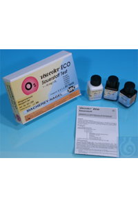 VISO ECO Oxygen, refill pack VISOCOLOR ECO Oxygen colorimetric test kit -...