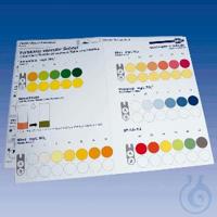 VISO School reagent case- color scale - VISOCOLOR School reagent case - color...