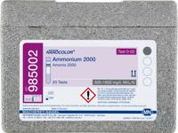 NANO Ammonium 2000 NANOCOLOR Ammonium 2000 tube test measuring range:...