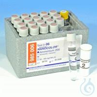 NANO Ammonium 200 NANOCOLOR Ammonium 200 tube test measuring range: 30-160...