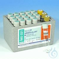NANO Chloride 50 NANOCOLOR Chloride 50 tube test measuring range: 0.5-50.0...