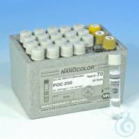 NANO POC 200 NANOCOLOR POC 200 tube test measuring range: 20-200 mg/L POC...