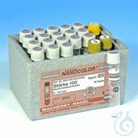 NANO Starch 100 NANOCOLOR Starch 100 tube test measuring range: 5-100 mg/L...