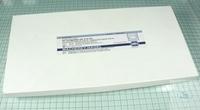 POLYGRAM SIL G, 0,25 mm, 40x20 cm POLYGRAM-Fertigfolien SIL G Format: 40 x 20 cm Pg. à 25 St.