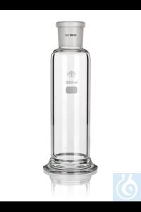 Gaswaschflasche-UT NS29/32, 100ml, 10St. Gaswaschflasche-UT NS29/32, 100ml,...