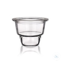 Bottom for Desiccator only Glass, 100mm DIN Bottom for Desiccator only Glass,...