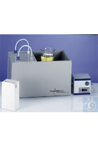 Special water bath Acitherm model 2015, , bath capacity 10l  Bath PP white...