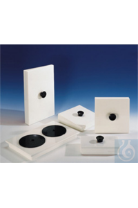 13Articles like: Flat lid PP white, with handle, for E10, VGKL number: 443243010 Flat lid PP...